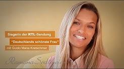 """Ramona Sedlmeier // Siegerin RTL Show """"Deutschlands schönste Frau"""" mit Guido Maria Kretschmer 2015"""