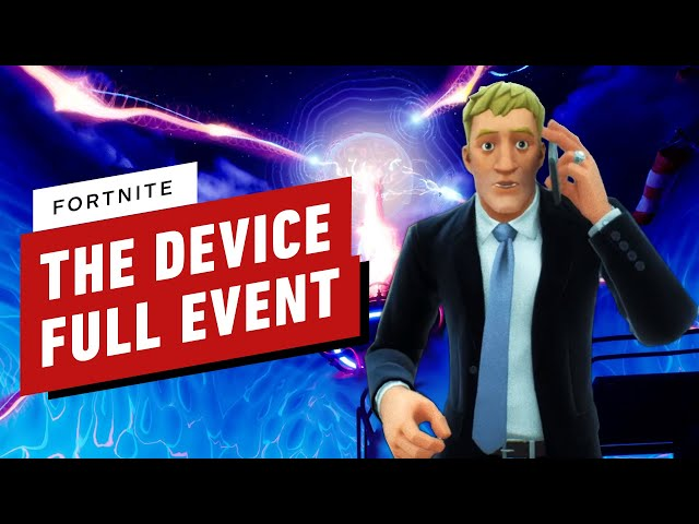 What Happened In The Fortnite Live Event Micky News 'devourer of worlds' event recap: what happened in the fortnite live