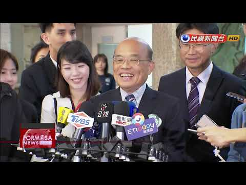 Two weeks in, Premier Su's approval rating at 30%
