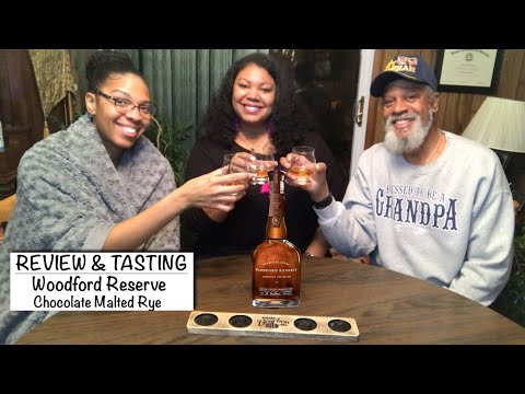 WOODFORD RESERVE MASTER'S COLLECTION CHOCOLATE MALTED RYE BOURBON | REVIEW AND TASTING
