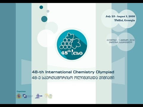 IChO-48: Closing Ceremony