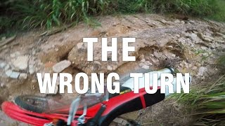 Wrong Turn ends up in a scary Adventure | Enduro Srilanka motovlog#07