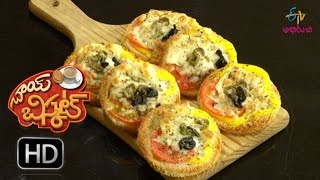 Gambar cover Bread Pizza Canapes & Cinnamon Cold Coffee | Chai Biscuit | 3rd January 2017 | Full Episode