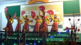 Tari zapin Lampung..@HmlTangsel Deisnatalis