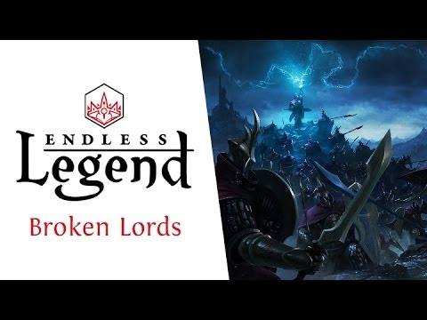 Endless legend major factions the broken lords youtube - Endless legend broken lords ...