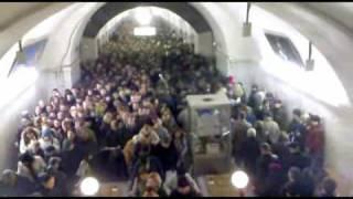 Взрывы в Московском метро Парк культуры.29 марта 2010