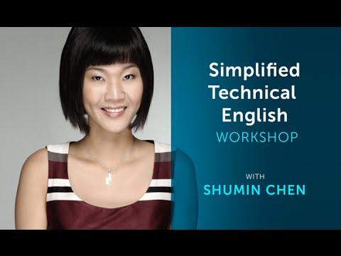 Dozuki Workshop: Simplified Technical English
