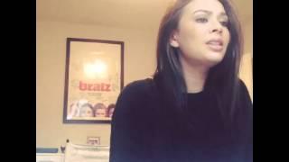 Janel Parrish Singing