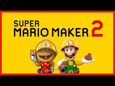 [Rediff Complète] Cette Rediff De Mario Maker 2 Est Vraiment Longue, Ne Vous Infligez Pas ça !