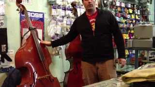 For Beginners | Tips for Choosing your Upright Bass | Mantova