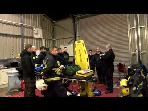 Video project 2: Dublin Civil Defence