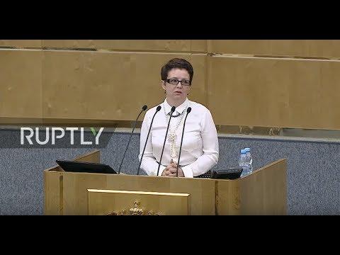 LIVE: State Duma debates expansion of Hmeymim air base