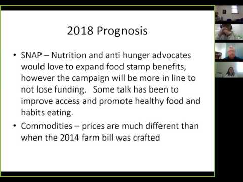 2018 Farm Bill William Birdsong