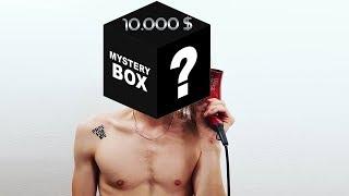 MYSTERY BOX DE 10.000 $, AM PRIMIT DROGURI!!!
