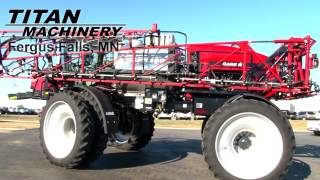 case ih spx4420 sprayer self propelled for sale