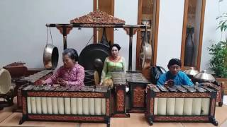 Gamelan - Indonesian Traditional Music.