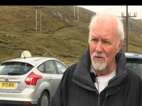 Wanlockhead Community Trust visit to North Harris - BBC Alba, September 2016