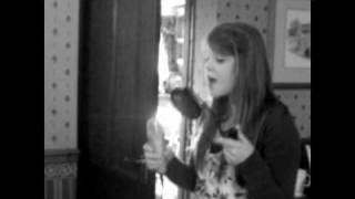"Me Singing ""Liar And The Lighter"" By You Me At Six / Gabrielle Aplin With Kate On Piano"
