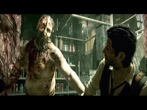 THE EVIL WITHIN: ¿QUE ESTA PASANDO? #1