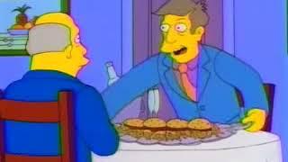 Steamed Hams but it's Fred Herbert (Bail Bondsman) and Frank Garrett (Duncan)