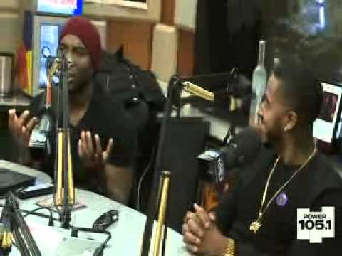 Omarion Interview With The Breakfast Club