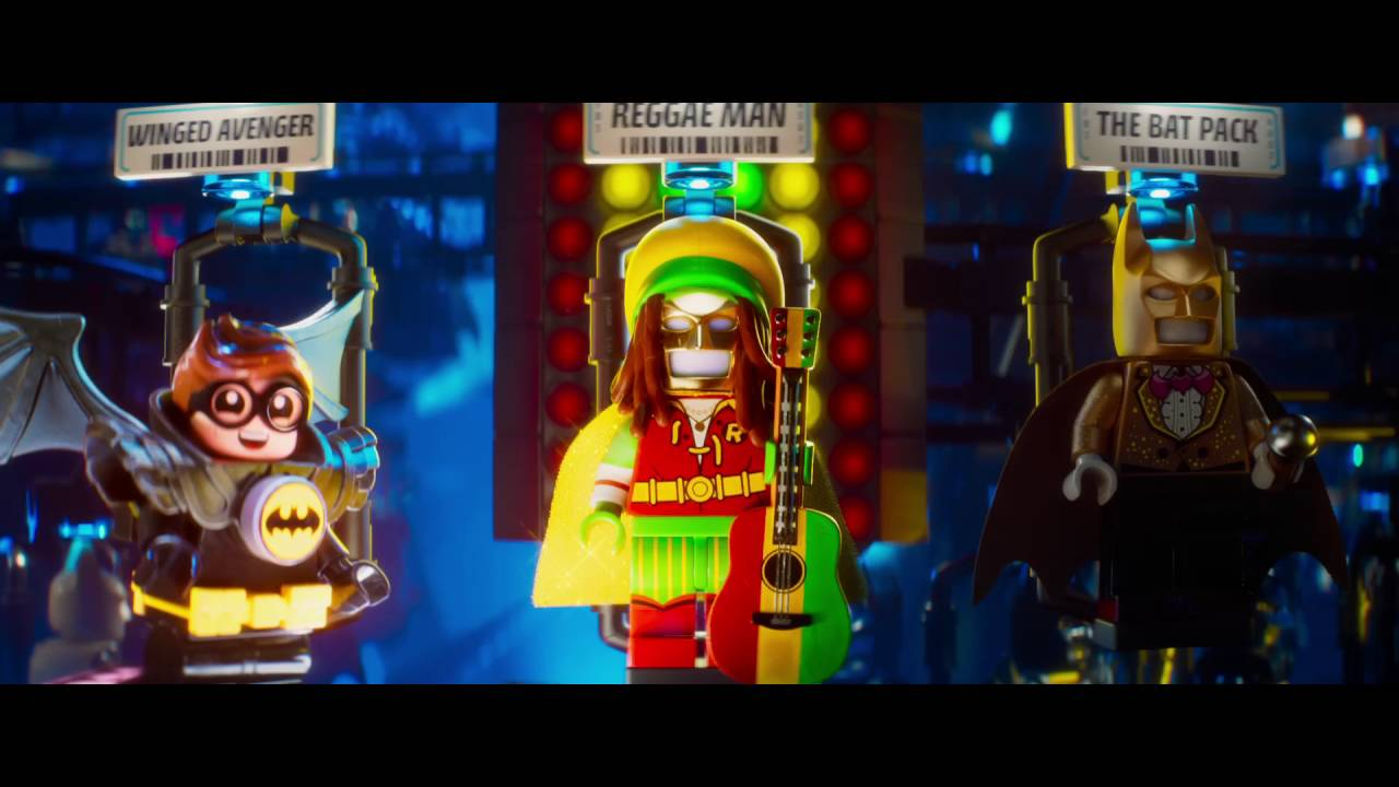 The Lego Batman Movie 2017 San Diego Comic Con Trailer