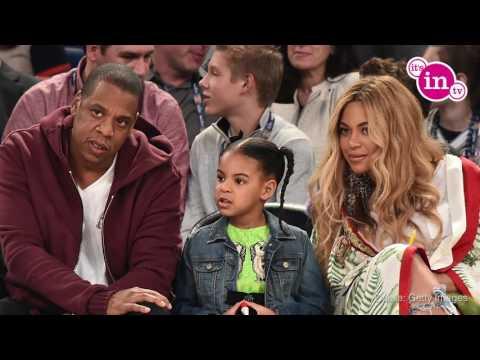 Download Youtube: Baby-Namen von Beyoncé I Blue Ivy darf mitentscheiden