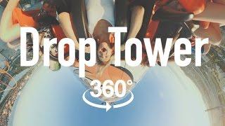 Жар-птица VR 360 | Drop tower video 360(В Сочи Парке самый высокий в России аттракцион свободного падения - 65 метров! Видео идеально подходит для..., 2016-11-07T08:08:27.000Z)