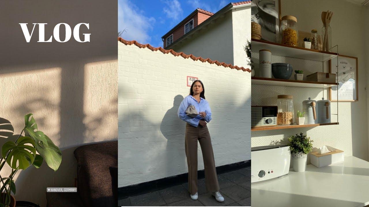 Skincare routine & vlog ช่วงนี้อยู่แต่บ้าน จัดบ้านใหม่ ทำอาหาร | Pair Patteera