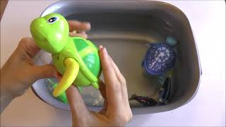 Рыбка для детей - интерактивная игрушка.