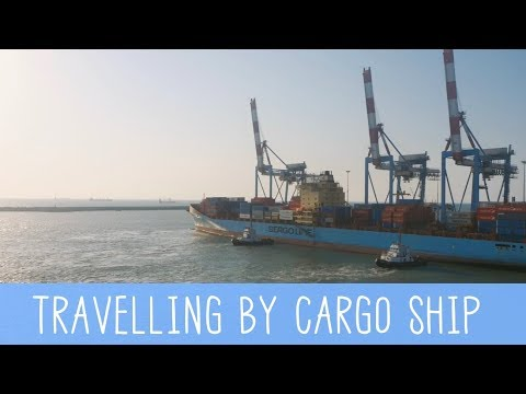 Travelling On A Cargo Ship!