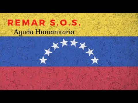 """""""Venezuela"""" con Miguel Díez y Rebeca Díez // Remar S.O.S. Gritos por el Mundo"""