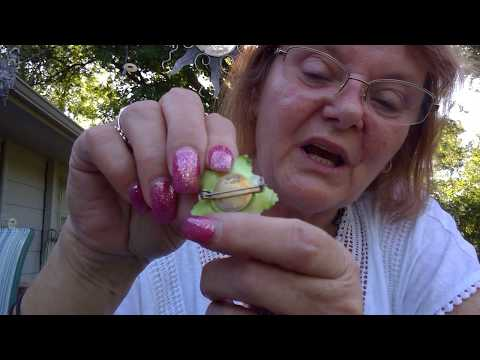 jewelry unjarring... estate jewelry and thrift haul last from Kansas #5