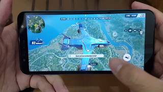 Test Game on Samsung Galaxy J4 Core