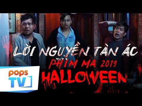 Bí Mật Lời Nguyền Đêm Halloween 2019 | Phim Ma Kinh Dị