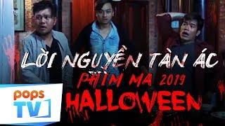 Bí Mật Lời Nguyền Đêm Halloween 2019 | Phim Ma Kinh Dị - Yếu Tim Khuyên Đừng Xem