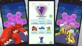 TOP 5 BEST PVP BATTLE PARTIES TO WIN in Pokemon Go (PART 2 - The MIGHTY)