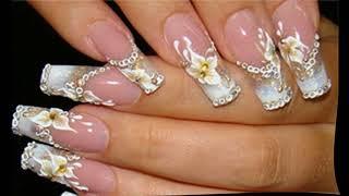 дизайн ногтей художественная роспись