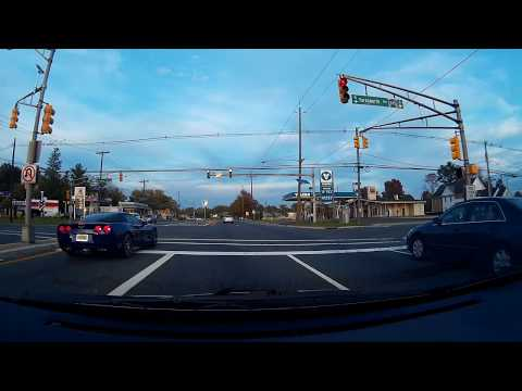 US 130- Bordentown to Hightstown (northbound)
