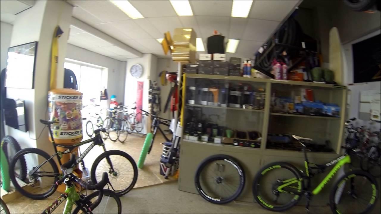Flatland Bicycle Tuning Company vintage, retro bicycle shop