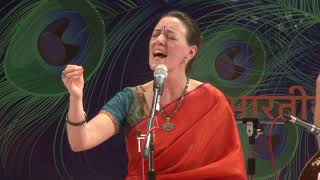 Svaralankara - 9th Annual Music Festival 2018 - Carnatic Vocal by Emmanuelle Martin