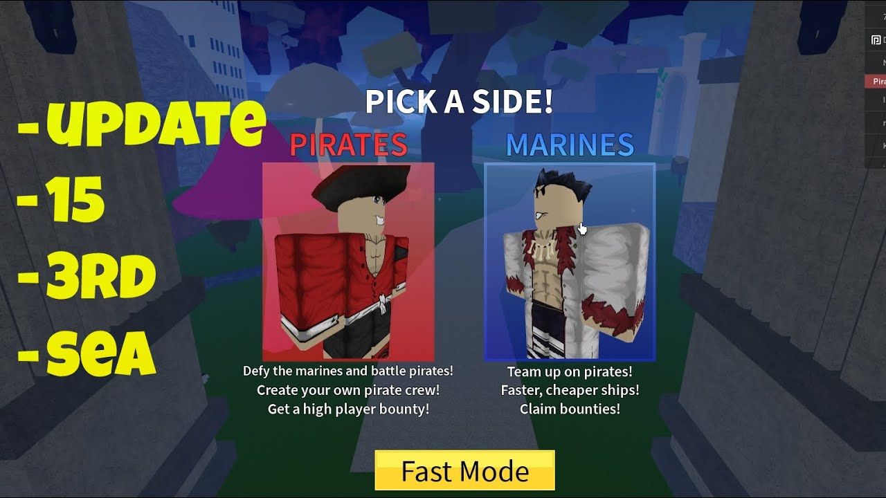 Download How To Get To The Third Sea In Blox Fruit Update 15!