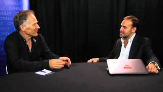 Mark Shuttleworth Talks About The Future of Computing with Tim O Reilly (OSCON 2012)
