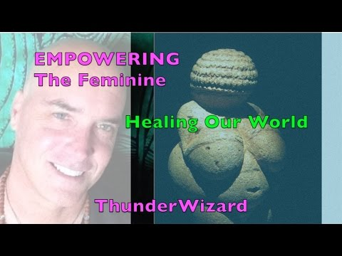 Empowering the Mother Goddess - The Ancient Knowledge of the POWER of the FEMININE, Gaia, Freya