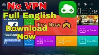 Gloud Games English version No VPN
