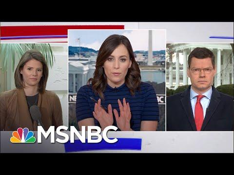 This is yielding the floor. | Kasie Hunt | MSNBC