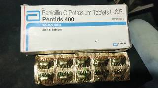 pentids 400 full reviews & penillin g potassium uses