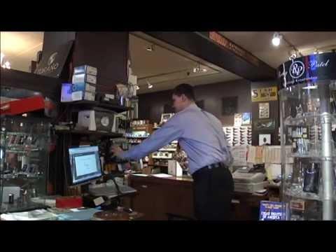 "Susanna Pak - PKG ""Tobacco tax fires up cigar shop owners"""