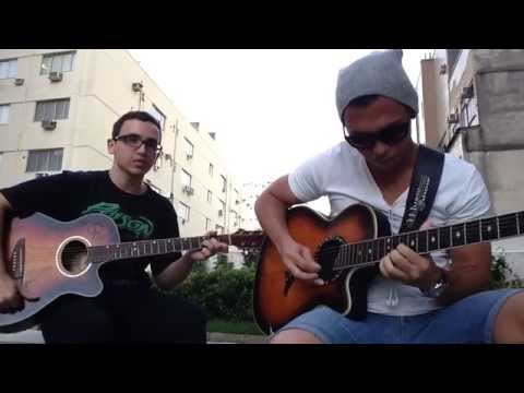 Bon Jovi - Wanted Dead or Alive (acoustic cover)