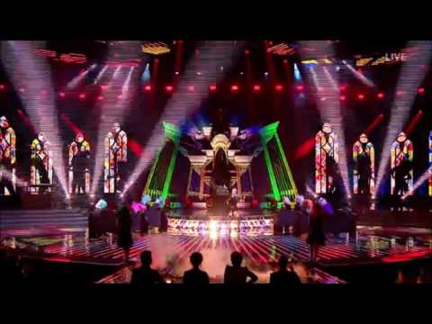 Saara Aalto: From Finland To GAGA-Land WOW! (Bad Romance) | Live Shows 4 | The X Factor UK 2016